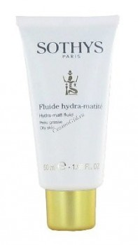 Sothys Hydra-Matt Fluid  (Увлажняющий матирующий флюид), 50 мл. - купить, цена со скидкой
